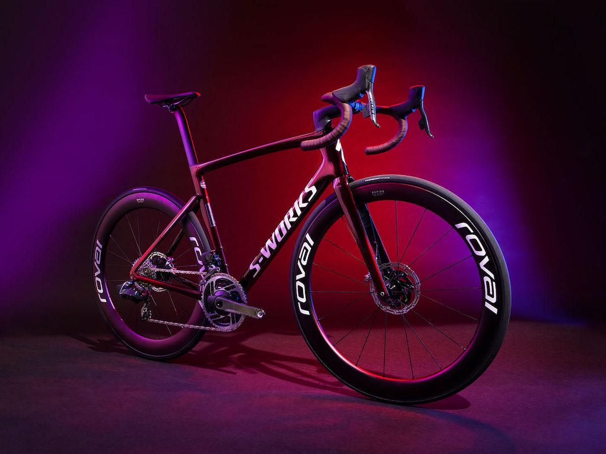 Bicicleta modelo S-Works Tarmac SL7