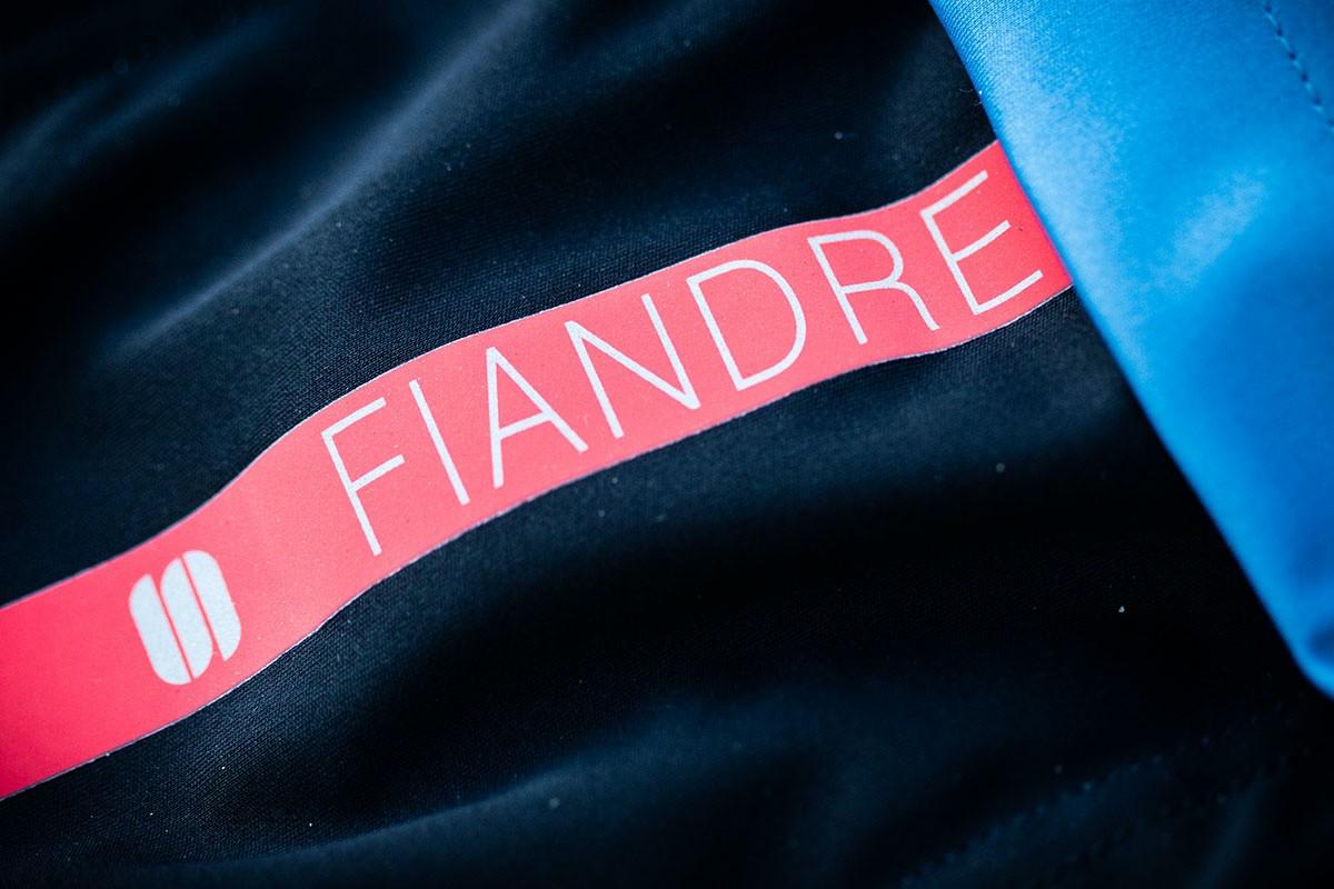Chaqueta Sportful Fiandre Cabrio WS