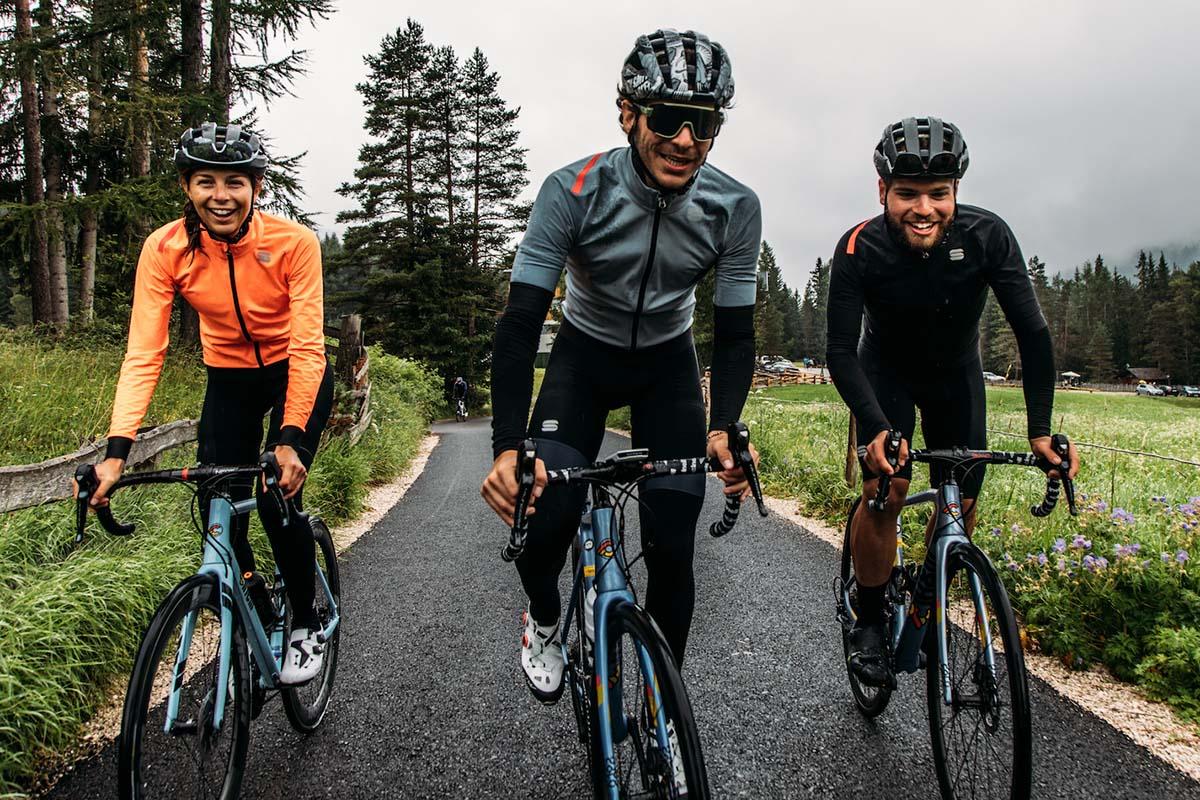 Nueva chaqueta Sportful Fiandre Pro con membrana Polartec Neoshell