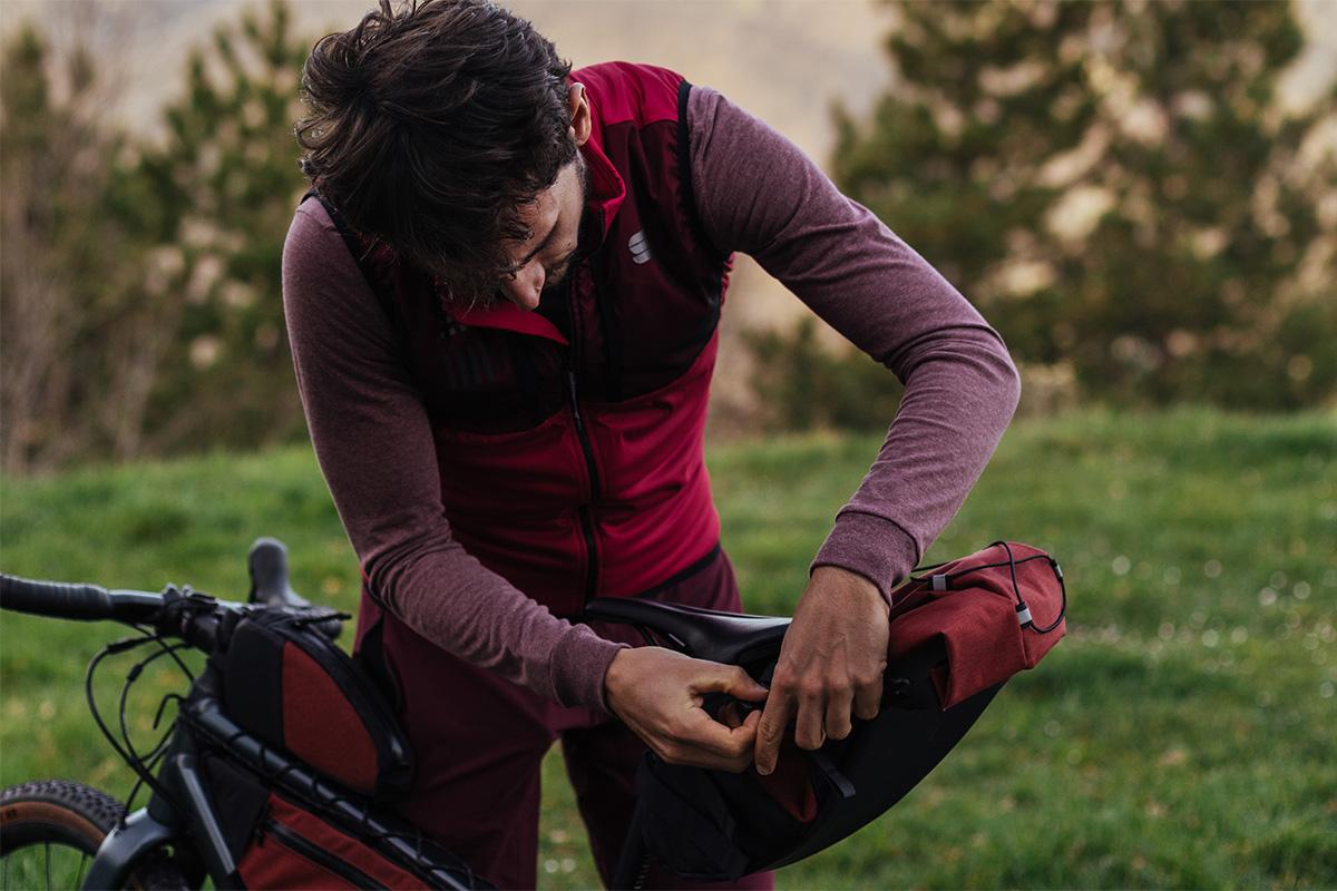 Sportful presenta la serie Giara de gravel para otoño e invierno 2021-22