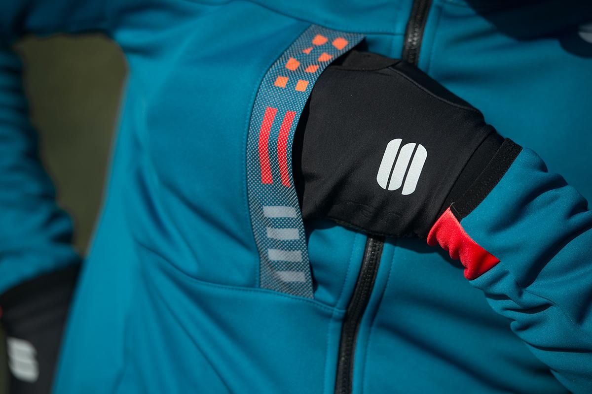 Nueva chaqueta Sportful Super Jacket para temperaturas de 0º a 10º