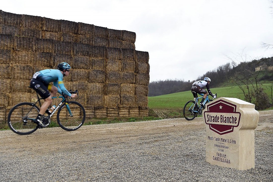 Calendario 2019: Strade Bianche