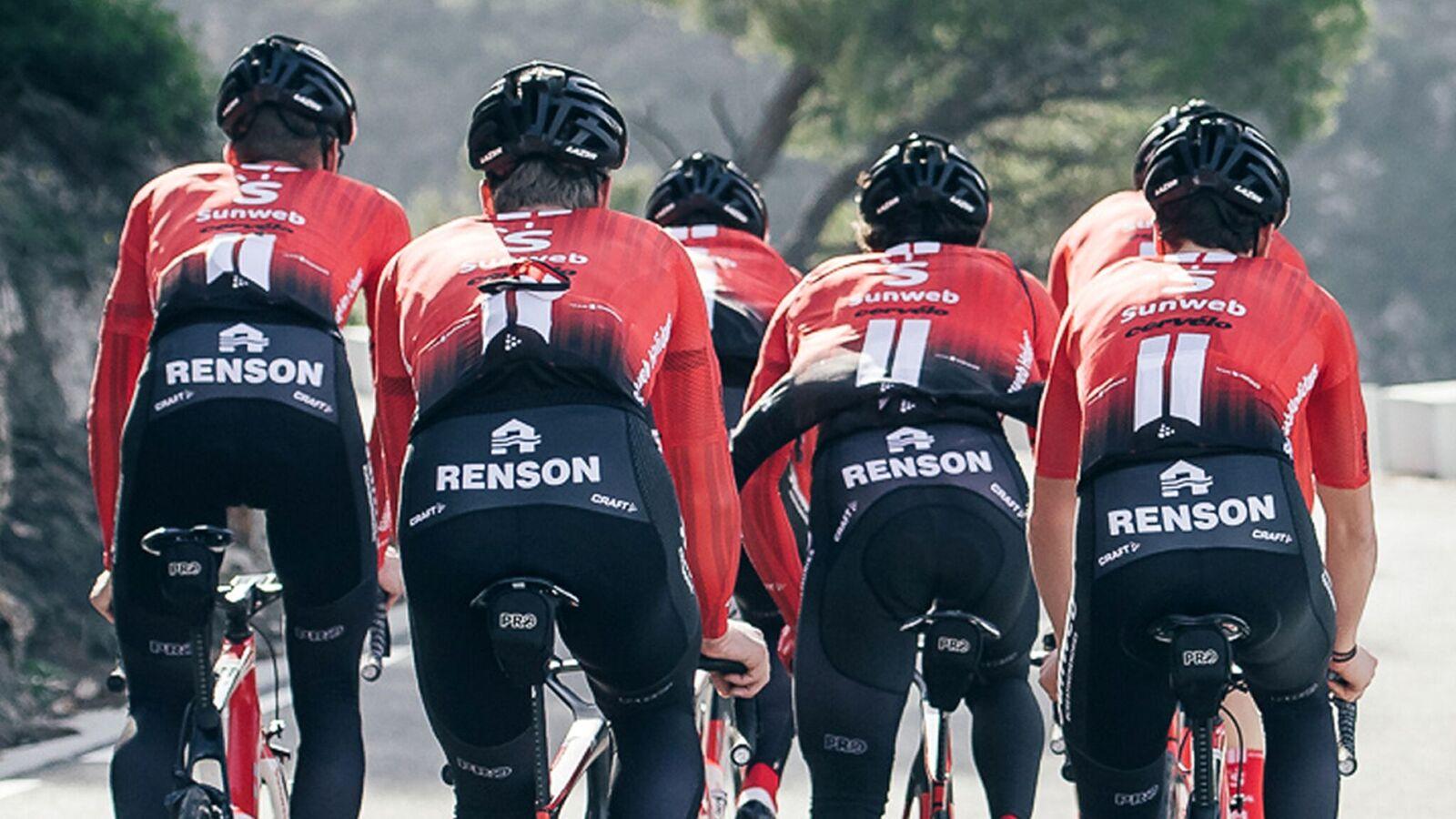 Team Sunweb llevará componentes PRO en 2019
