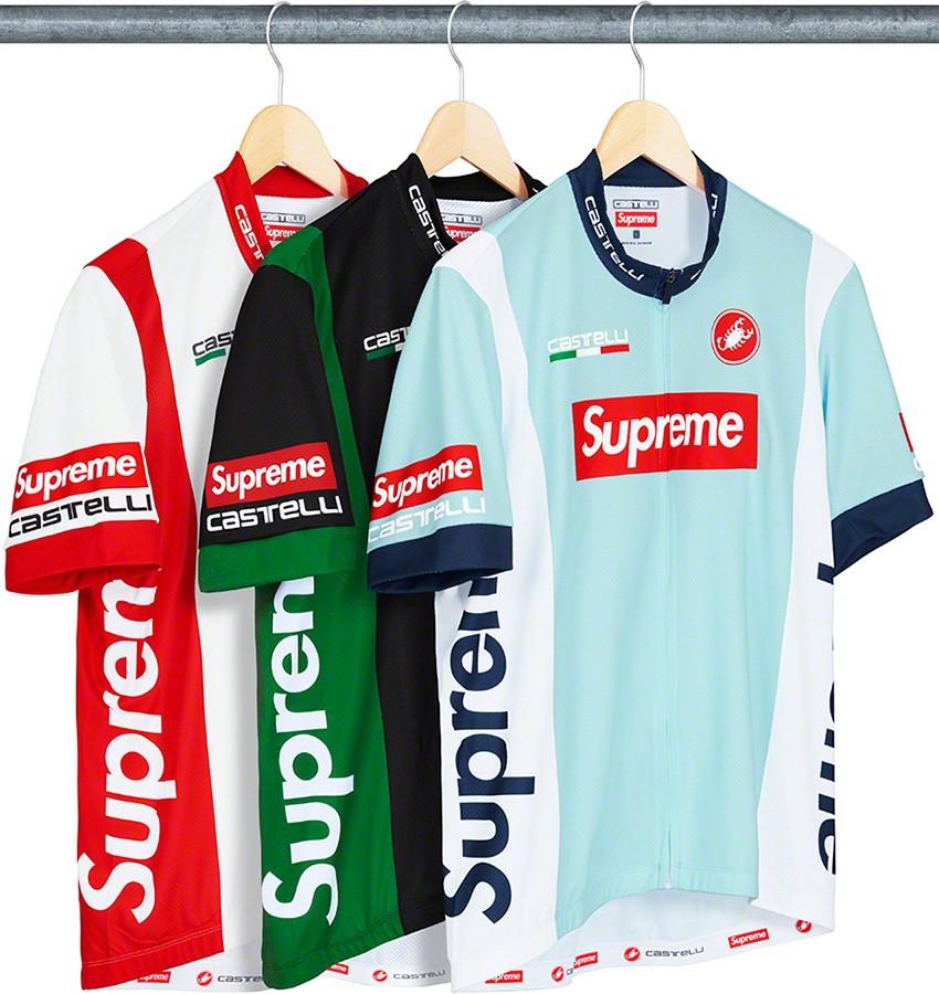 Supreme x Castelli