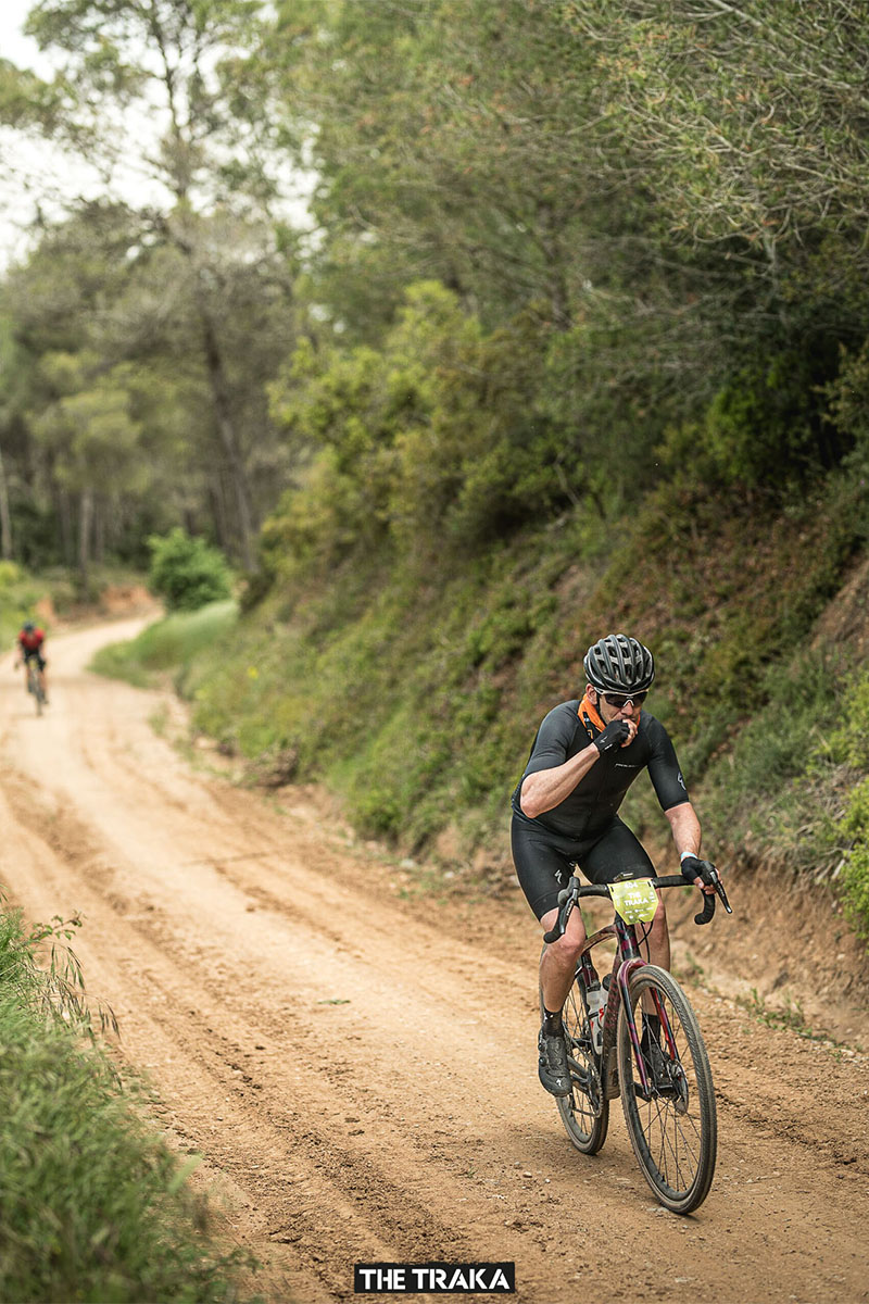 The Traka, 100 km de gravel by Specialized España