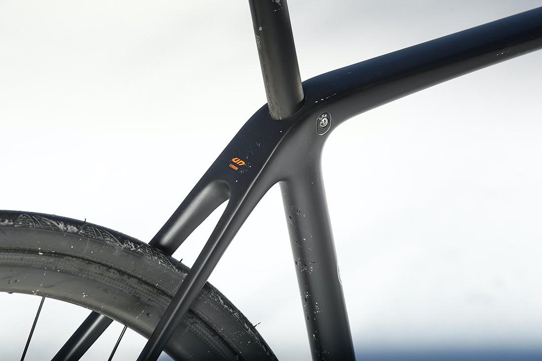 Cuadro de la KTM Revelator Alto Prestige