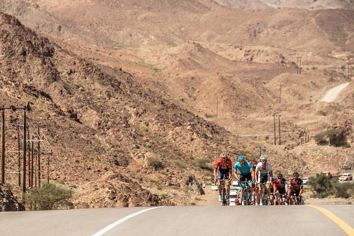 Calendario 2019: Tour de Oman