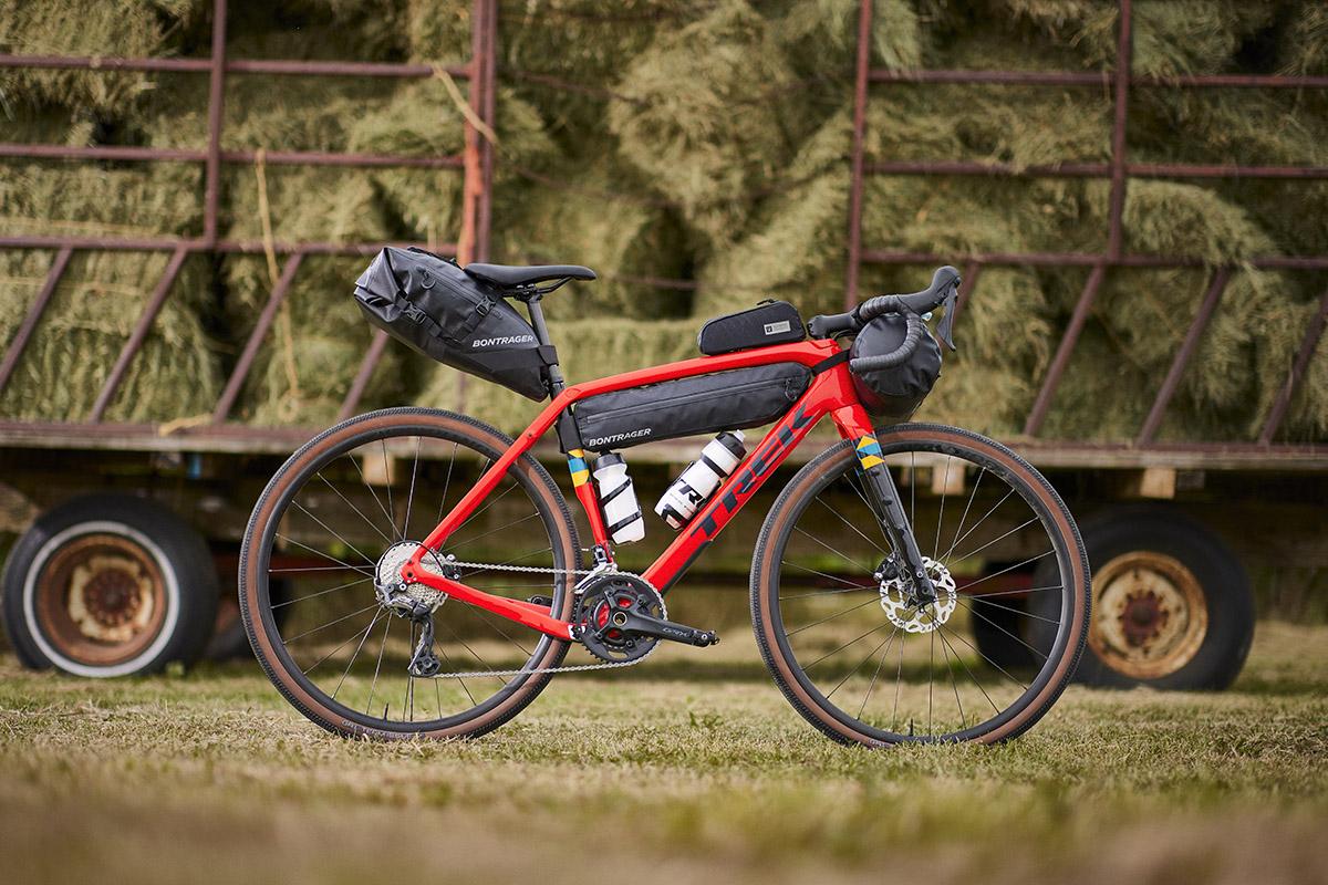 Nuevas Trek Checkpoint SLR (race-gravel), Checkpoint SL (bikepacking) y ALR