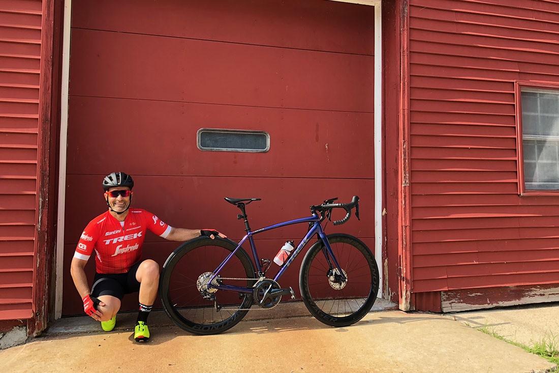 Primeras pedaladas con la Trek Émonda ALR