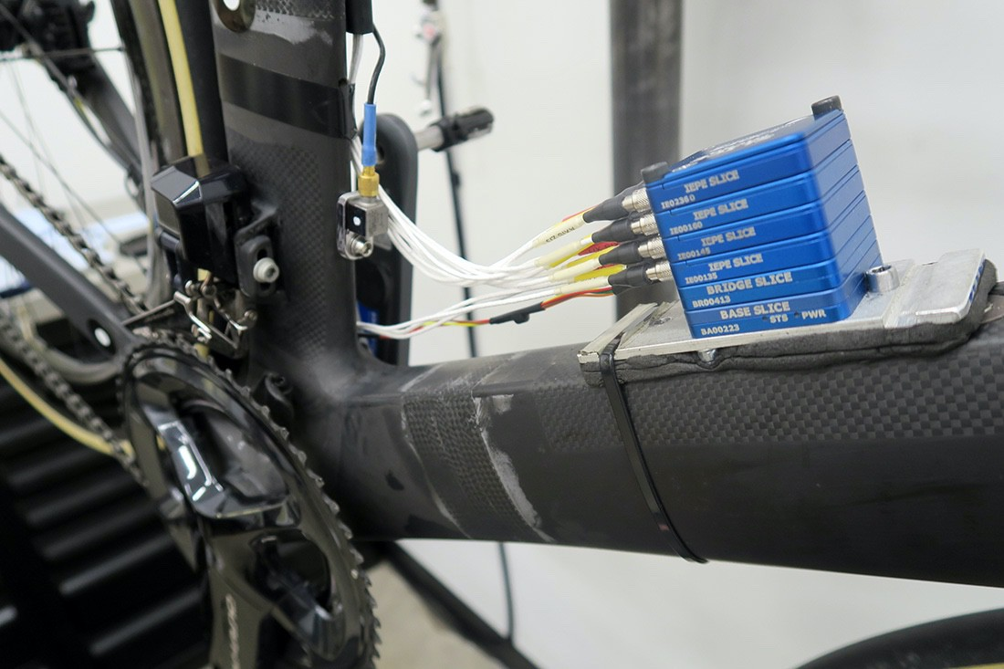 Primeras pedaladas con la nueva Trek Madone