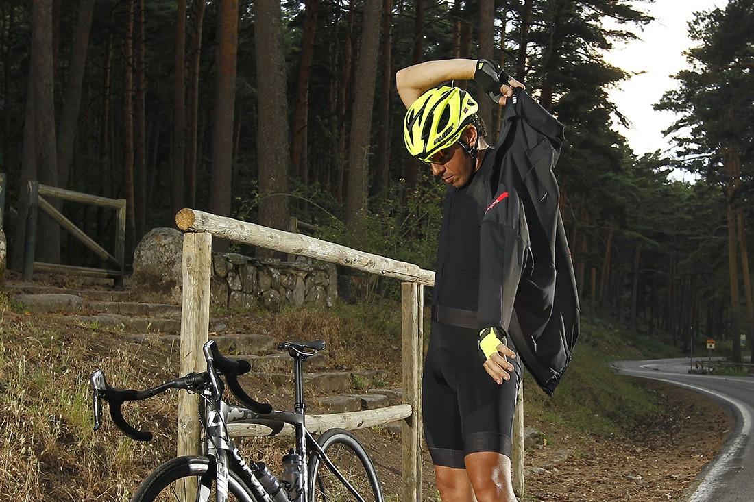 Montar en bici en invierno: cómo vestirse