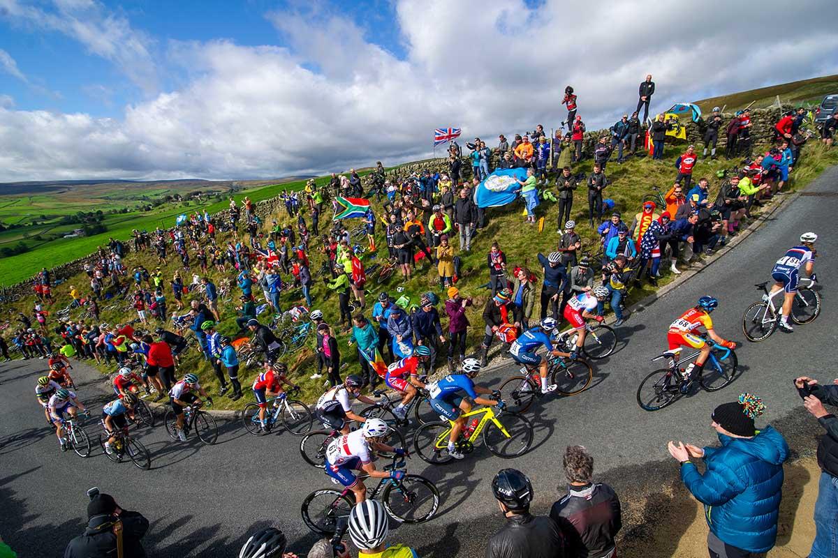 Yorkshire 2019, el Mundial de Ciclismo desde dentro